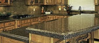 granite stone as your kitchen theme heated countertops heat proof