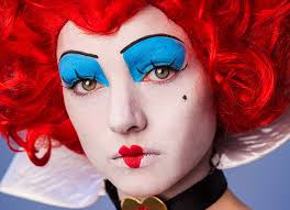red queen makeup tutorial how to image 7