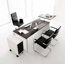 cool gray office furniture. Exclusive Idea Minimalist Office Desk Enchanting Design Picture With Contemporary 90 Cool Setups Inspirations Home Gray Furniture