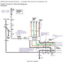 7 Prong Trailer Light Diagram Peterson Trailer Wiring Diagram Wiring Diagram 500