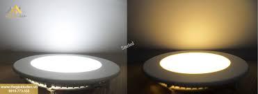 Lựa chọn đèn led âm trần ba màu chất lượng tại Hà Nội- LED giá rẻ