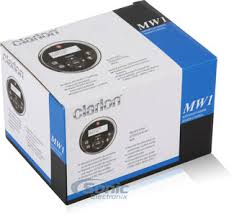 clarion mw1 watertight wired marine remote control product clarion mw1