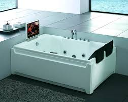 ... Full size of Jet Whirlpool Bathtub With Tv Cool Bathroom Decor 14 Sell  Square Bathtub With