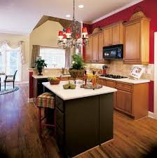 Red Country Kitchen Decorating Ideas Popular Of Fair 1000 In Beautiful