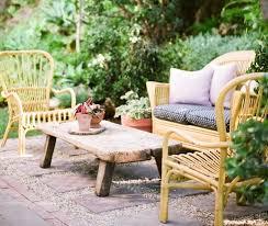 pea gravel patio kathleen whitaker echo park garden