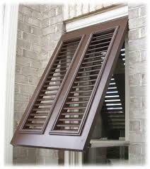 Building Exterior Shutters Exterior Home Shutters Los Angeles Custom Crafted Architectural