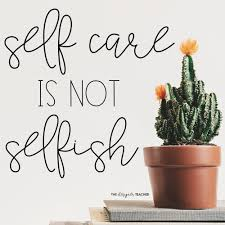 Self Care Isnt Selfish Age Of Awareness Medium