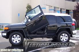 DISCONTINUED) Toyota 4Runner 2003-2009 Vertical Lambo Doors Bolton ...