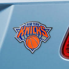 A virtual museum of sports logos, uniforms and historical items. Nba New York Knicks Emblem Color Fanmats Sports Licensing Solutions Llc