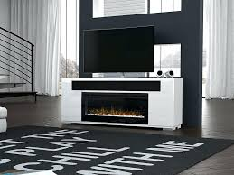 black and white fireplace electric fireplace entertainment center in white black and white tile fireplace surround