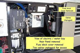 repost of trailer fuse pix for 2004 journey irv2 forums Travel Trailer Fuse Box Location the cover to the fuse box snaps open and swings up then lifts off prowler travel trailer 1995 fuse box location