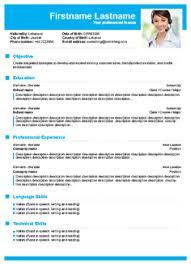 free resume online maker