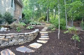 retaining wall stepping stones array likes natural stone retaining wall cost natural outdoor landscapes stone retaining