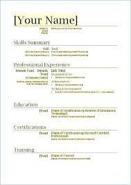 Nursing Student Resume Template Word Sample Doc Tiled Does Office ...