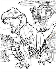 Coloriage De Jurassic Park Imprimer Jurassic Park Dessin A Colorier