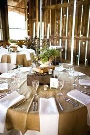 Round Table Settings For Weddings Wedding Table Settings Wedding Table Settings No Plates