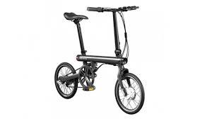 <b>Электровелосипед Xiaomi Mijia QiCycle</b> складной черный: купить ...