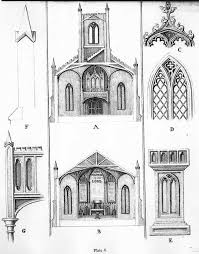 essay on gothic architecture by john henry hopkins the  essay on gothic architecture by john henry hopkins 1836 the interior of
