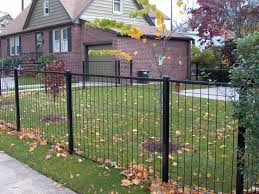 black welded wire fence. Wonderful Welded Jerith S Welded Ornamental Wire Fence Uses Much Heavier Gauges Than Chain  Link Fences Giving It On Black Welded Wire Fence K