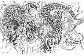 Small Picture Complex Coloring Pages Of Dragons Print Complex Coloring Pages Of