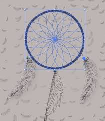 Parts Of A Dream Catcher