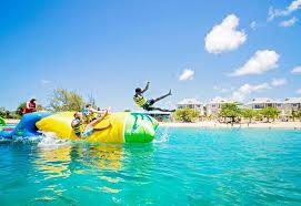 bay gardens hotel gros islet beach