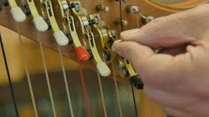 Lever Harp Key Chart How To Tune A Lever Or Celtic Harp To E Flat Eb Tutorial