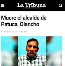 El alcalde de Patuca, Olancho, Andrés... - Babilonia Gualaco Olancho    فيسبوك
