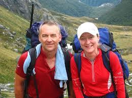 Stephen Parker & Vicki Connor   Photo