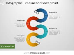 Vertical Timeline Powerpoint Vertical Timeline Infographic For Powerpoint Pixelhand