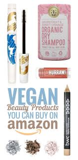 27 plant based beauty s you can on amazon that are vegan and free