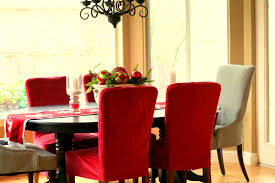 Dining Room Chair Seat Slipcovers Furniture Personable Fashionable Dining Room Chair Seat Covers