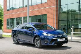 New Toyota Avensis 2.0D Business Edition 4Dr Diesel Saloon for ...