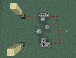 switch between multiple outputs one button redstone relay minecraft w jpg switch between multiple outputs a one button redstone relay 680 x 520
