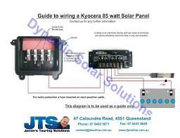 jamies 12 volt camper wiring diagrams solar system fuses at Solar Panel Fuse Box