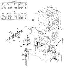 Goodman gas furnace diagram wiring diagram