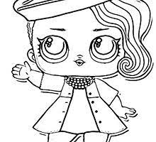 Color Yourself Lol Surprise Doll Posh By Solomom Lol Surprise