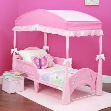 Children's Girls Canopy for Toddler Bed