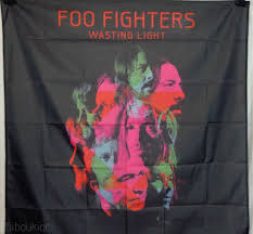 Foo Fighters Vinyl Wasting Light Pin On Banners