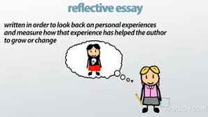 What Is A Reflective Essay Definition Format Examples Video