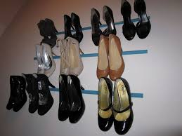 Diy Shoe Rack Engrossing Shoe Rack For Closet Diy Roselawnlutheran