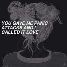Panic Attack Quotes Fascinating Panic Attack Quotes Tumblr