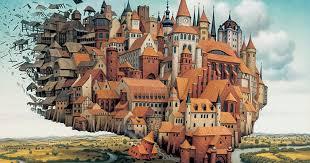 Surreal Paintings Polish Artist Creates Surreal Paintings Of Dream Like Worlds