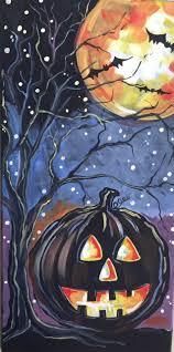 jack o lantern painting at arte milwaukee365 com
