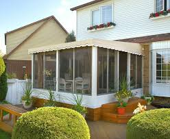 diy screened patio enclosures