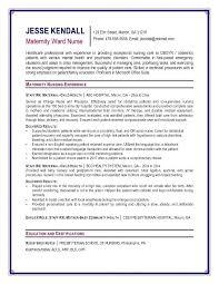Pediatric Rn Resume – Foodcity.me