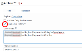 Migrating a Wordpress Site if Wordfence is Installed, Using ...
