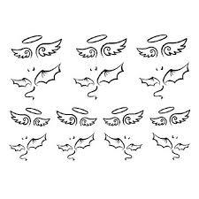 Tetování Obrázky Andělů