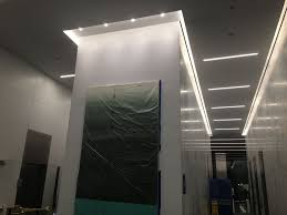 ef200 with linear led and ef208 accent heads from lf illumination architectural linear lighting linear lighting