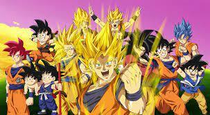 430+ 4K Ultra HD Goku Wallpapers ...